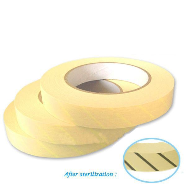 Pressure Steam Sterilization Indicator Tapes